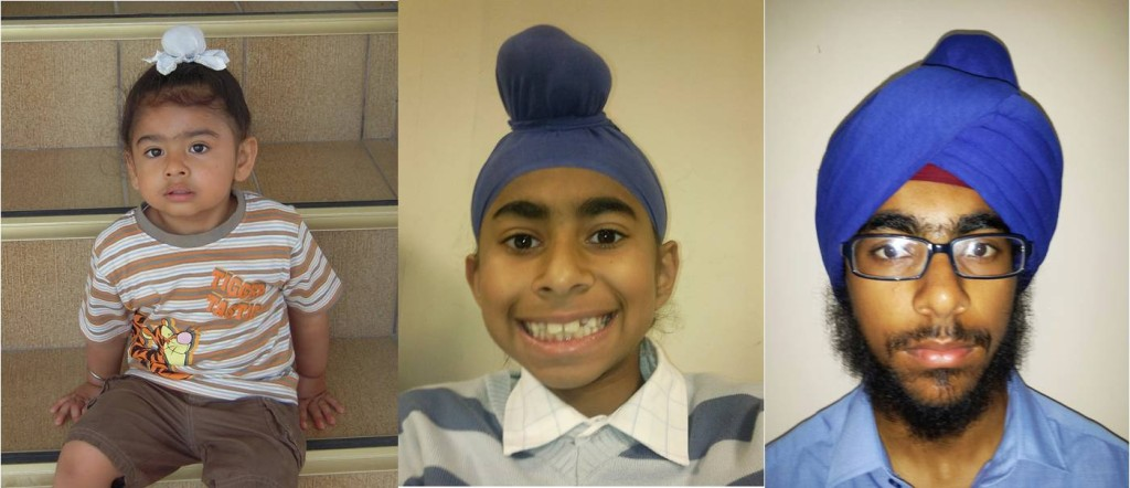 Sikh Turban Kids